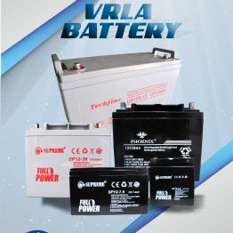 Baterai / Aki UPS VRLA